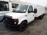 2011 Ford E450 Landscape Chemical Truck