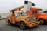 1989 GMC S/A Bucket Truck (County of Henrico Unit #1067) (INOPERABLE)