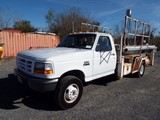 1997 Ford F-Series Super Duty S/A Platform Truck