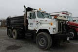 2000 International 2554 13 T/A Dump Truck (INOPERABLE - STARTS & MOVES - TRANS NEEDS REPAIR