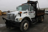 2004 International 7300 10 S/A Dump Truck (CITY OF RICHMOND UNIT #1003)