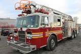1998 Pierce T/A Ladder Truck (City of Richmond Unit) (Pumps Need Repair)