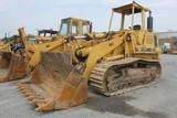 1987 CAT 963 Crawler Loader