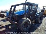 2006 TB120 New Holland HD Ag. Tractor w/Forestry Package
