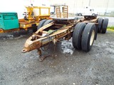 1999 Great Dane S/A 5th Wheel Tow Dolly (Unit #766604) (TITLED ASSET)