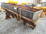 10' Stainless Steel Gas-Powered Spreader (Unknown Operating Condition)
