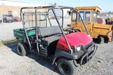 2008 Kawasaki KAF950E 4-Person 4x4 UTV (CITY OF HAMPTON UNIT #9190)