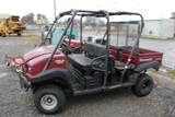 2013 Kawasaki Mule 4010 4-Person 4x4 UTV