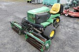 John Deere 2653 Tri-Reel Mower (CITY OF HAMPTON UNIT #1907)