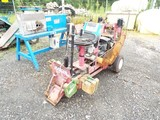 Hydrostatic Driven Cart w/Koehler Gas Eng.
