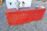 105-Gal. L-Shaped Fuel Tank