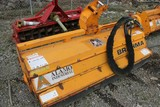 Alamo Brahma 7' Hydraulic Flail Mower Attachment