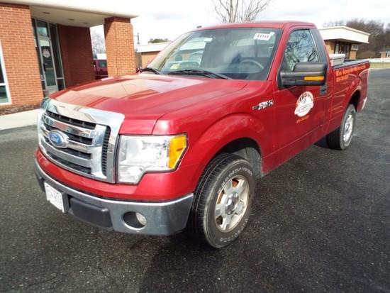 2009 Ford F150 XLT Pickup Truck