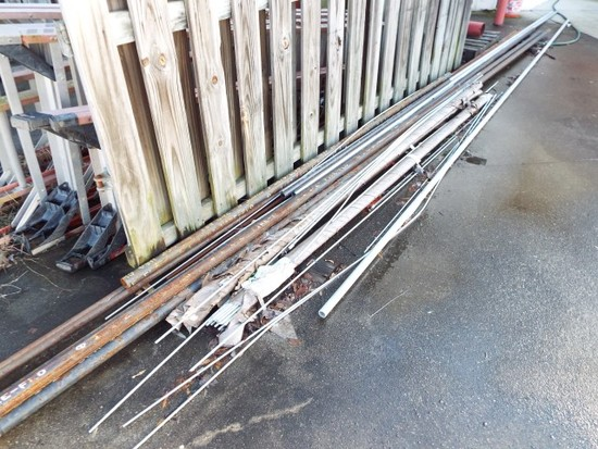 Misc. Metal Pipe & Threaded Rod