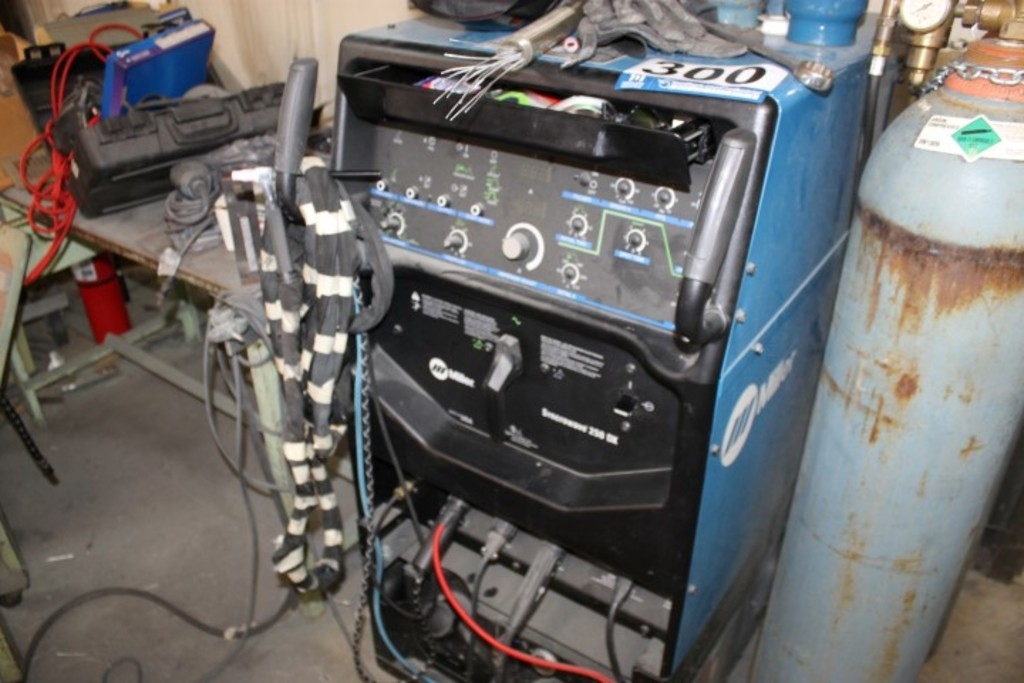 Manufacturing Equipment Realignment Auction