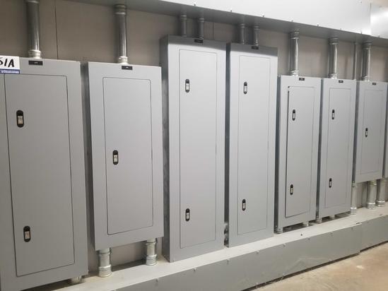 7 Siemens LP Breaker Panels