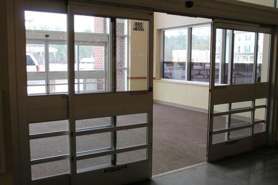 5 Pcs.:  Stanley Automatic Entry Doors