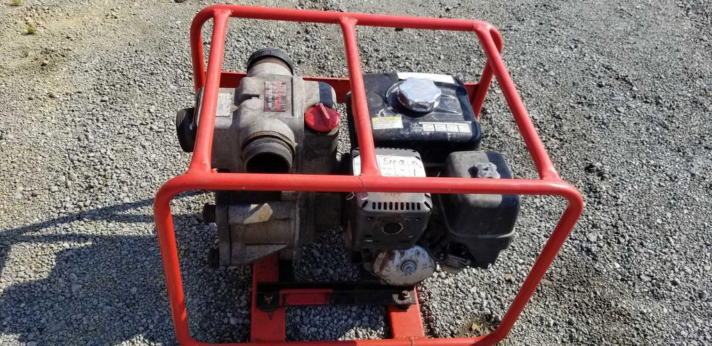 Multiquip 3x3 Trash Pump