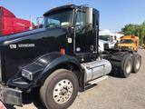 2013 Kenworth T/A Day Cab Road Tractor