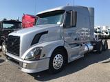2012 Volvo T/A Sleeper Cab Road Tractor