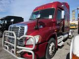 2010 Freightliner Cascadia T/A Sleeper Road Tractor (INOPERABLE)