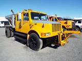 1994 International 4600 S/A Cab & Chassis