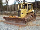 **VIRTUAL AUCTION** Caterpillar D5MLGP Crawler Tractor (Starts - Won't Move)