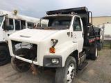 2006 GMC C7500 10' S/A Dump Truck (Inoperable)