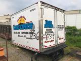 12' Morgan Refrigerated Box Truck