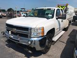 2010 Chevrolet Silverado 2500 HD Extended Cab Pick Up Truck