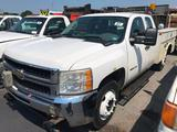2010 Chevrolet Silverado Extended Cab Pick Up Truck