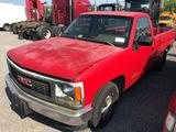 1994 GMC Sierra 1500 Pick Up Truck (Unit # 8919)(Inoperable)