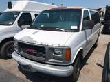 1998 GMC Savanna 3500 Cargo Van