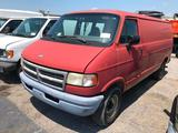 1997 Dodge Ram 1500 Cargo Van (Unit #8377)