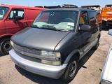 2000 GMC Astro AWD Mini Van (Unit #8492)