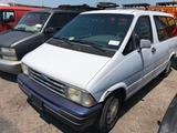 1993 Ford Aerostar XL Mini Van