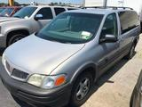 2001 Pontiac Montana Mini Van