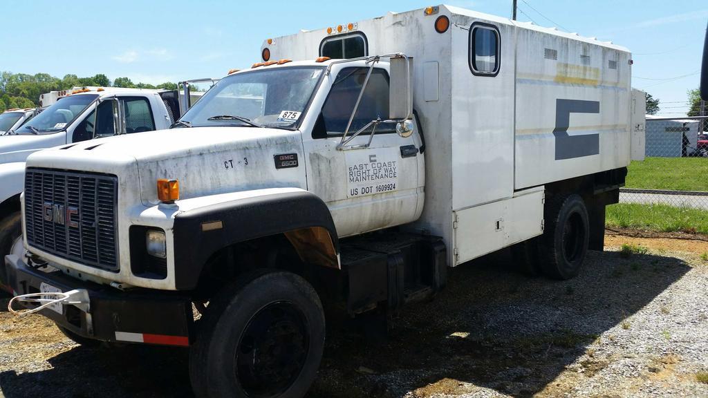 2000 GMC C6500 Chip Truck (Unit #CT-3)