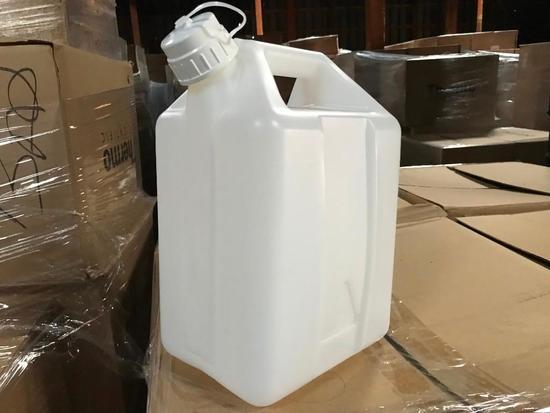 (60) Thermo Scientific 10L UNUSED Containers