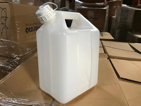 (108) Thermo Scientific 10L UNUSED Containers