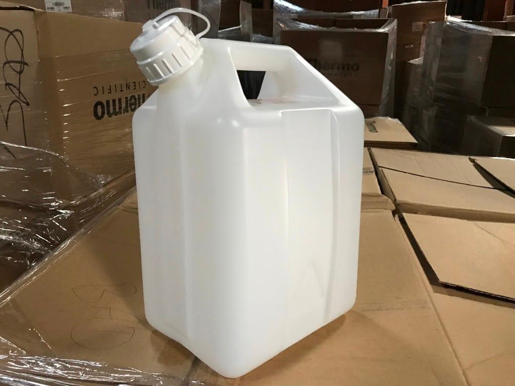 (84) Thermo Scientific 10L UNUSED Containers