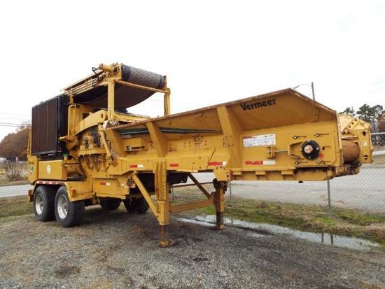 **SUBJECT TO OWNER CONFIRMATION** 2015 Vermeer HG T/A Grinder