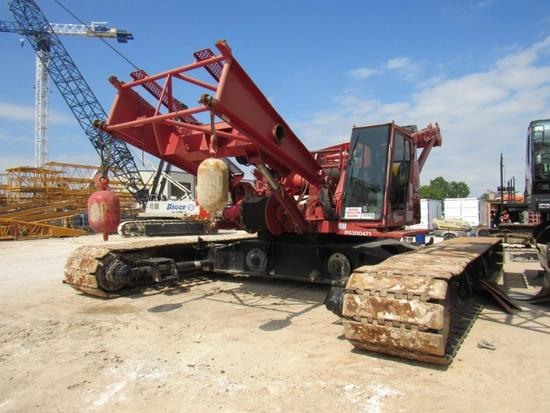 2008 Manitowoc 2250 Series I,II,III, 300 Ton Lattice-Boom Crawler Crane