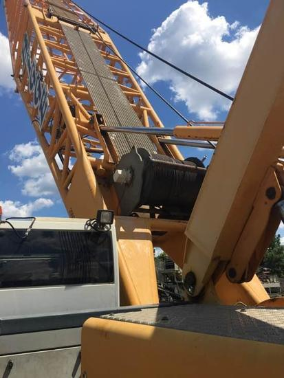 2006 Liebherr LR1200 Litronic 200 Ton Lattice-Boom Crawler Crane (Unit #250167)