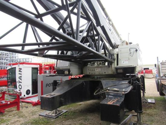 1998 Link-Belt LS248H 200 Ton Lattice-Boom Crawler Crane (Unit #200298)