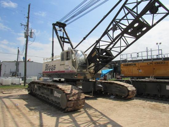 2005 Terex HC165...165 Ton Lattice-Boom Crawler Crane, (Unit #165161)
