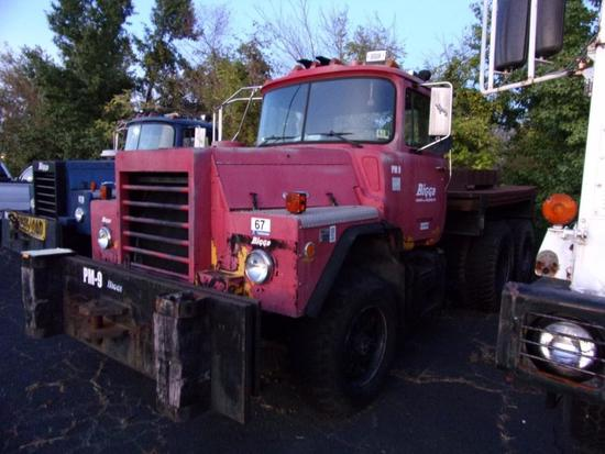 1990 Mack DM690SX T/A Prime Mover (Unit #PM-9)