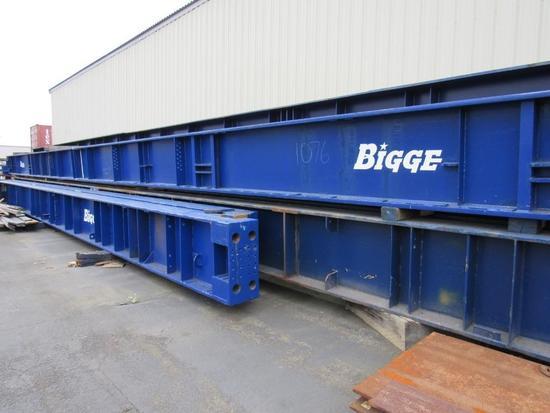 Girder & Support Steel Beams