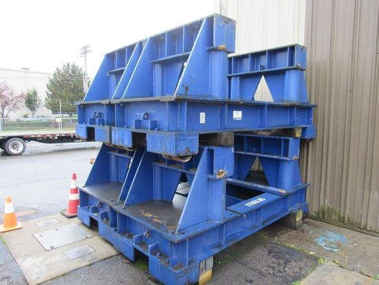 500 Ton Gantry Crane Stands On Casters