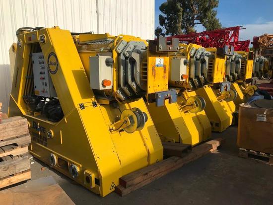 2015 Enerpac SBL1100 1100 Ton Gantry System (Unit HG1100-01-03 A,B,C,D)